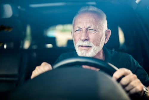 Do Senior Drivers Need More Vehicle Safety Features Than Other Drivers?