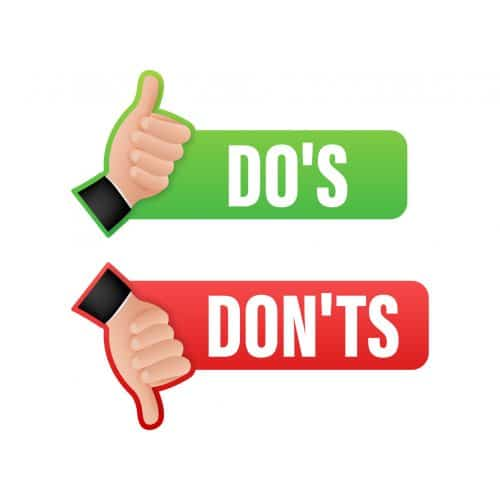 Do You Know What to Do? Dos and Don'ts of a Fresno Personal Injury Claim