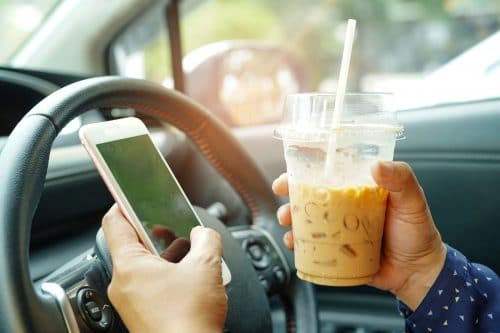 Follow These Two Tips to Significantly Reduce Your Chance of Being Involved in a Distracted Driving Accident